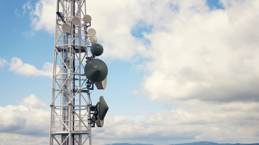 Cell tower inspection by drone
